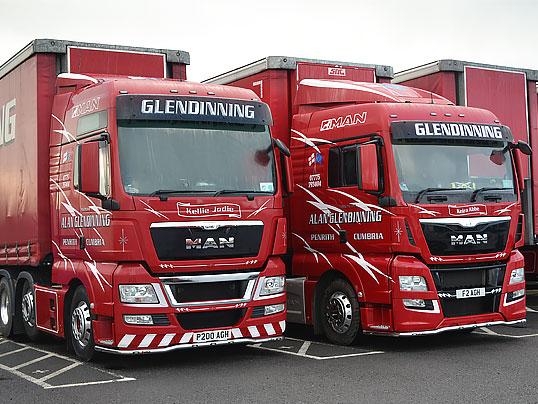 glendinning-haulage-trucks
