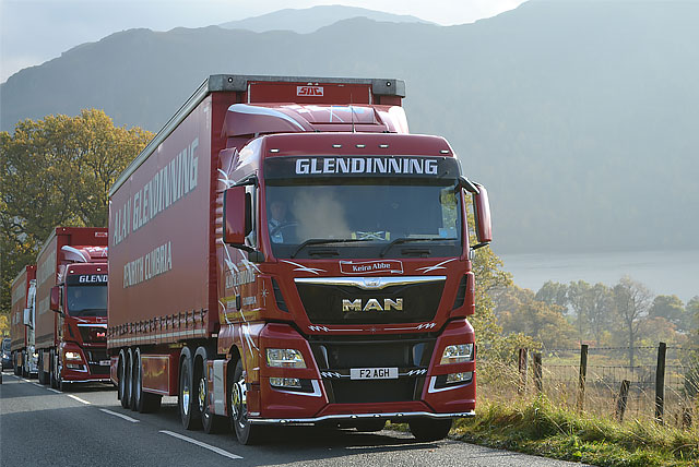 keira-abbe haulage truck