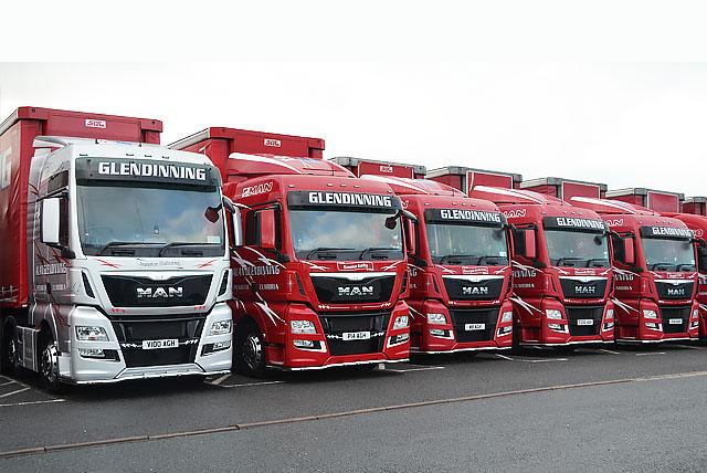 haulage fleet